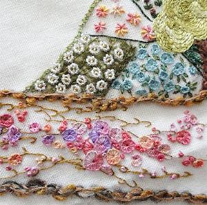Cuidado y lavado de tus proyectos de bordado telas avite telas para patchwork y quilting - Proyectos de patchwork ...